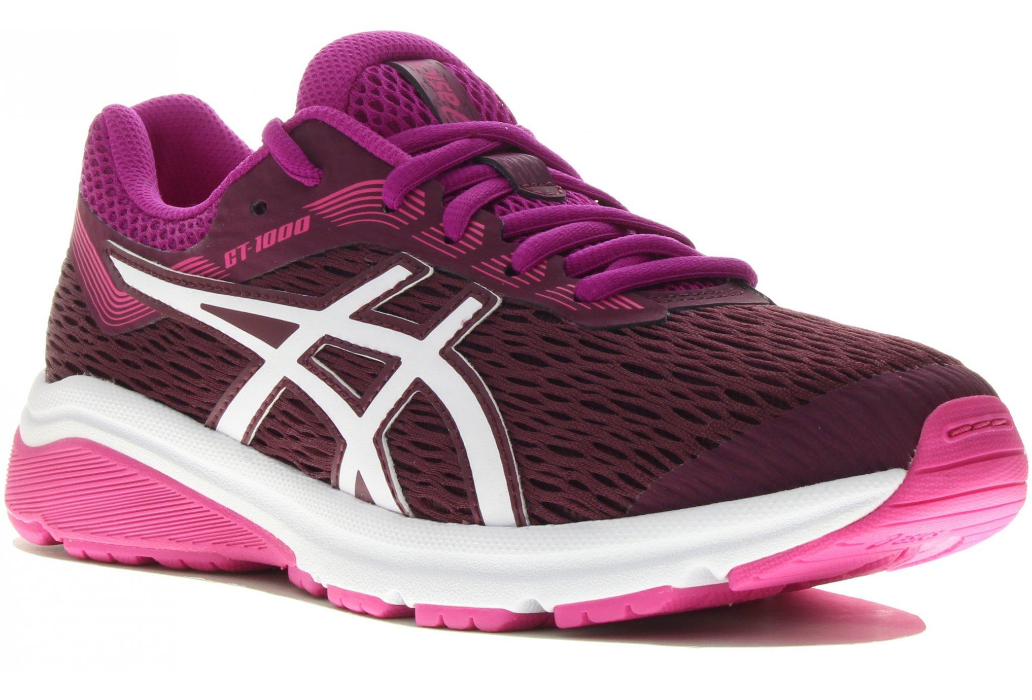 Asics GT-1000 7 GS Chaussures running femme
