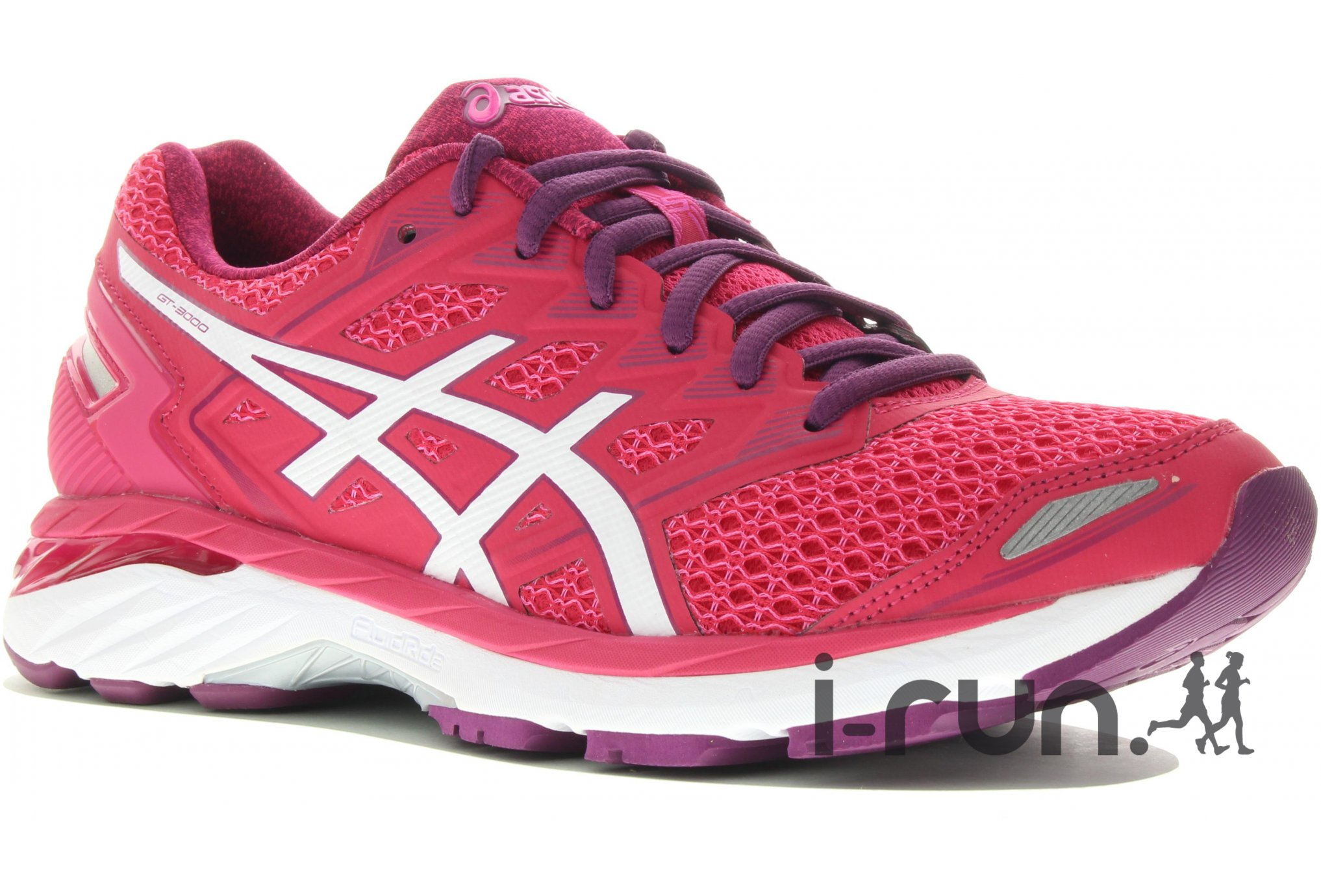 Trail Session - Asics GT 3000 5 W Chaussures running femme