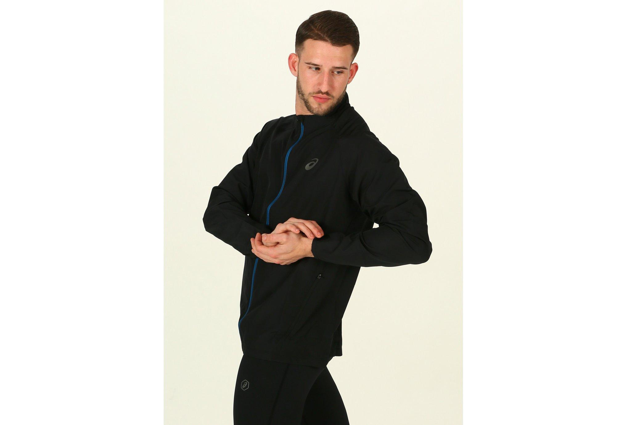 Asics Jacket M Diététique Vêtements homme