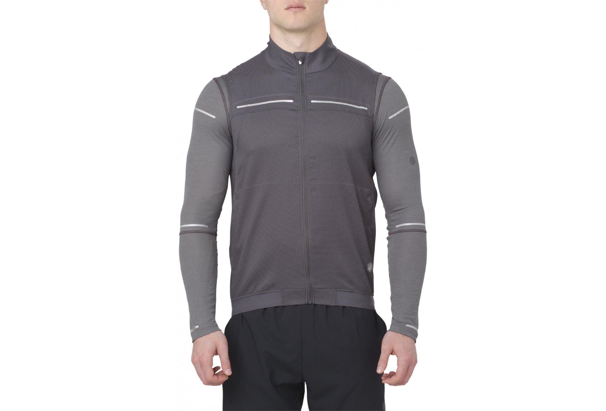 Asics Lite-Show Vest M vêtement running homme