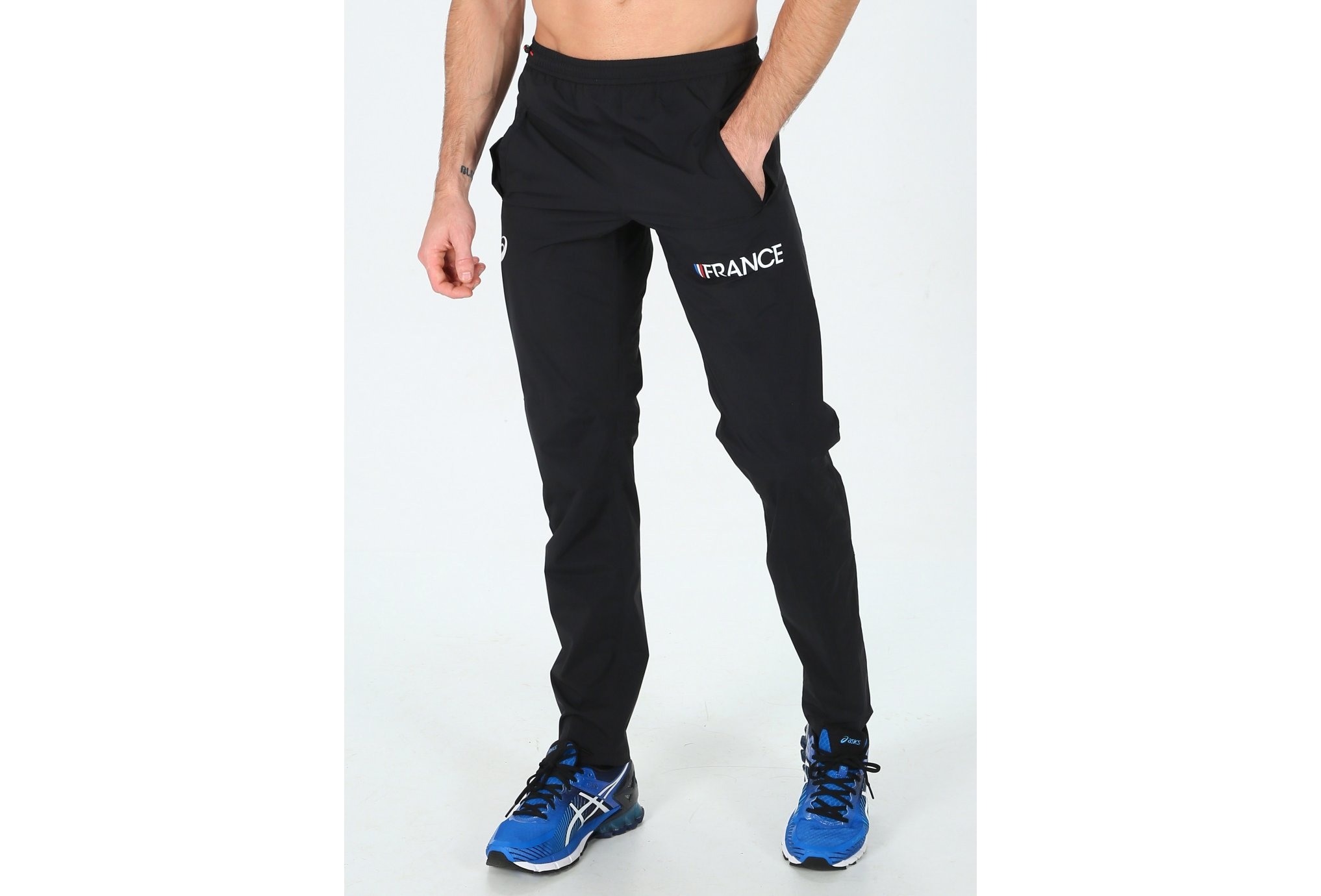 Asics Pant France M vêtement running homme