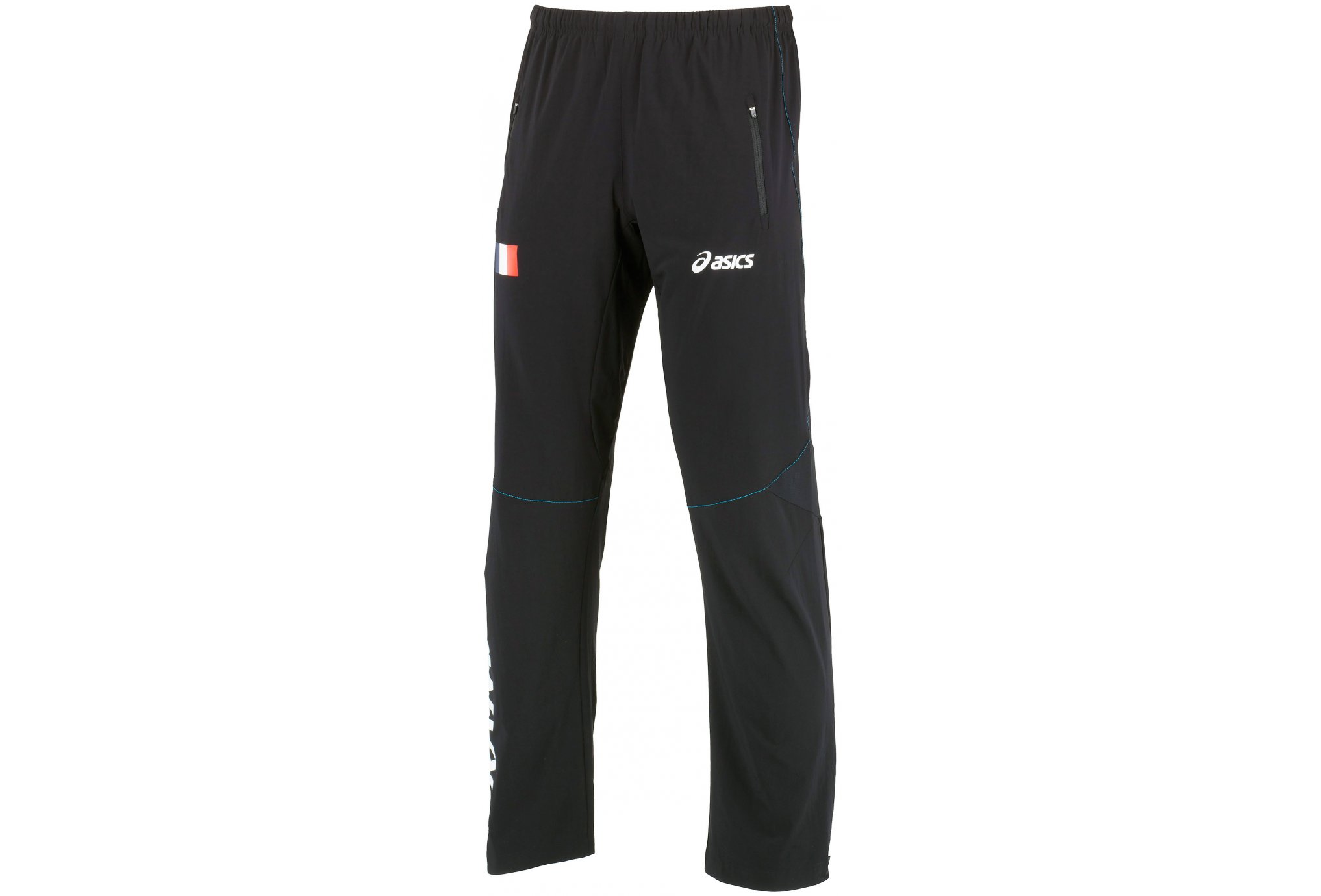 Asics Pantalon Équipe de France M vêtement running homme