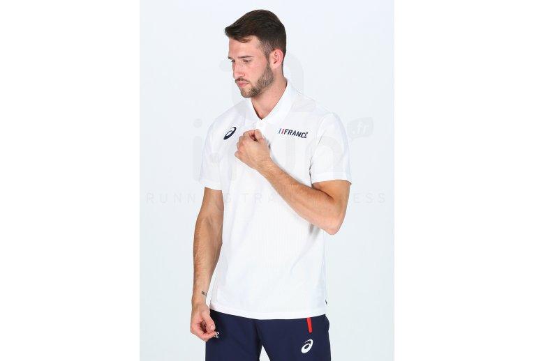 Asics Polo France M