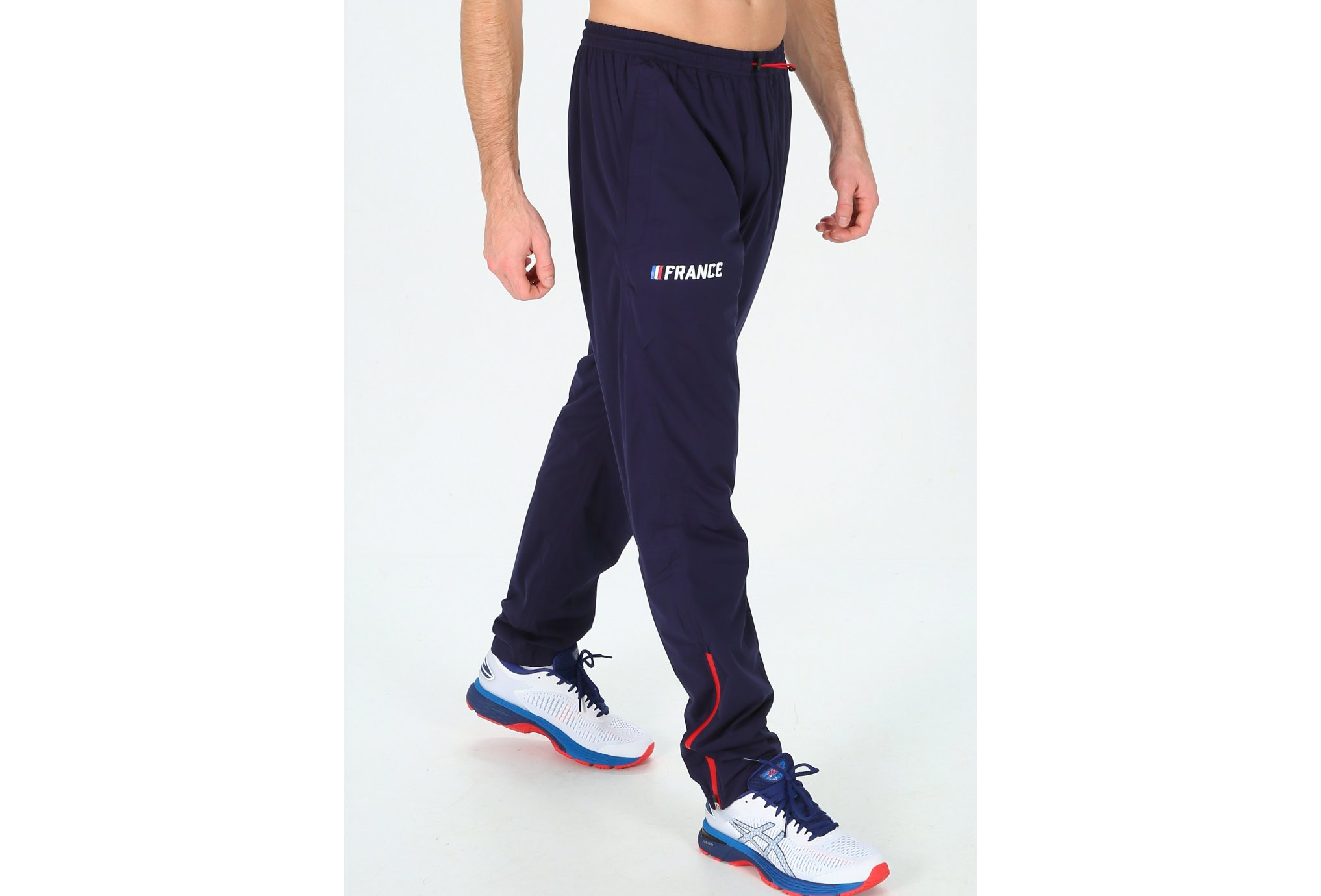 Asics Rain Pants France M vêtement running homme