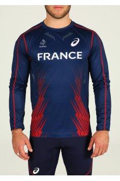77a1904050d Vêtements et tenues running homme Equipe de France