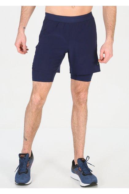 Asics pantalón corto Road 2 en 1