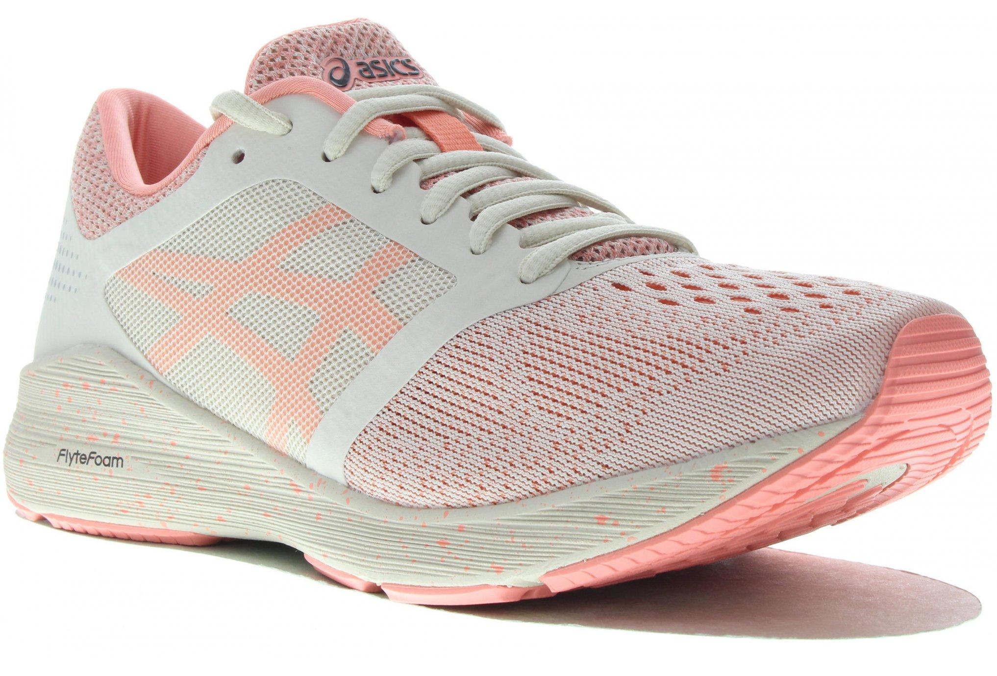 Asics RoadHawk FF Sakura Chaussures running femme