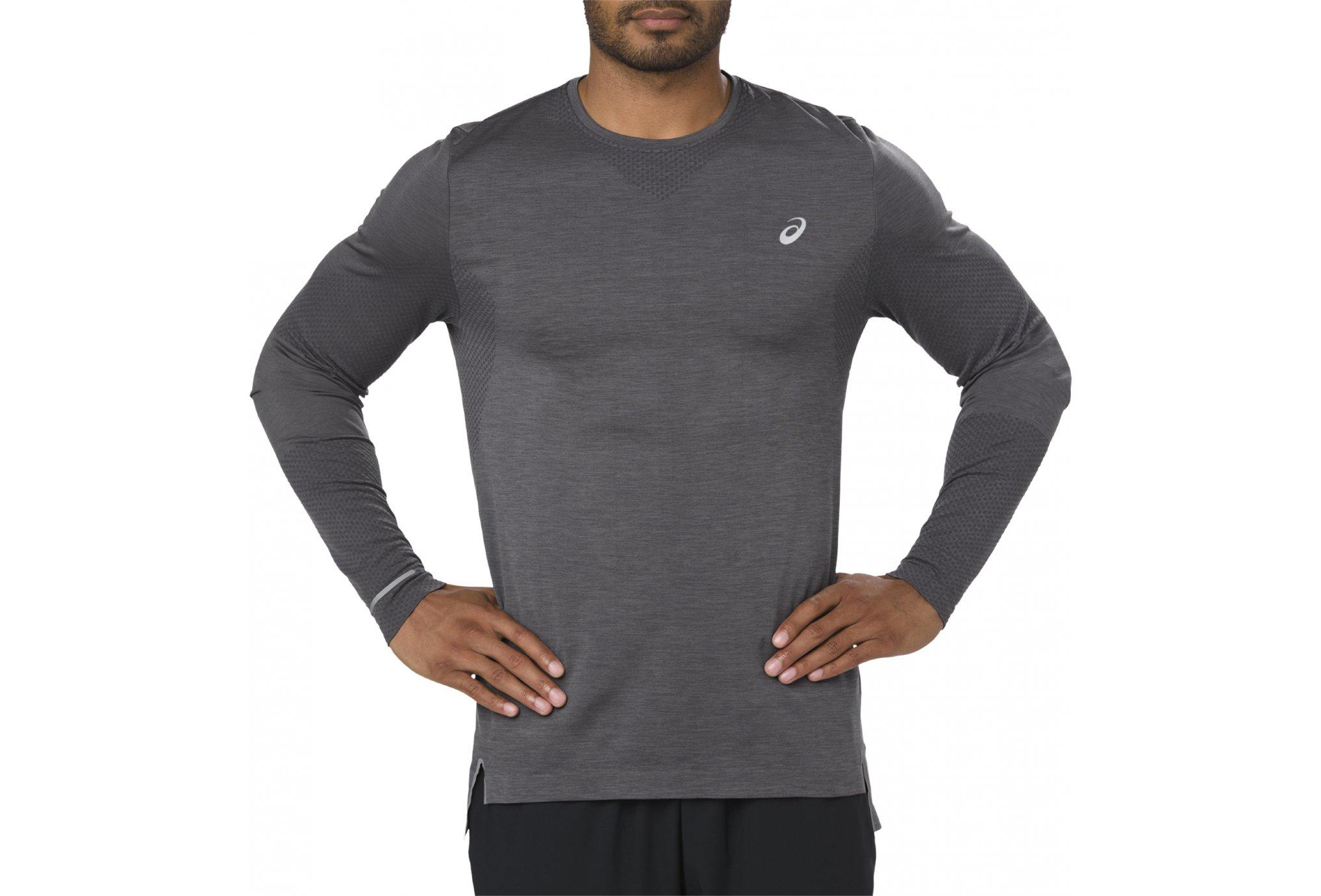 Asics Seamless LS M vêtement running homme