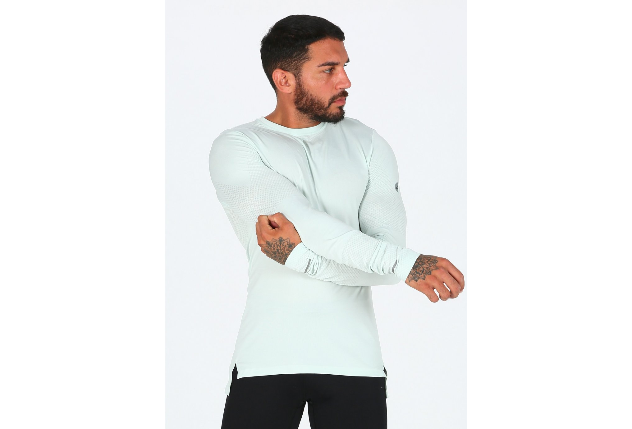 Asics Seamless M Diététique Vêtements homme