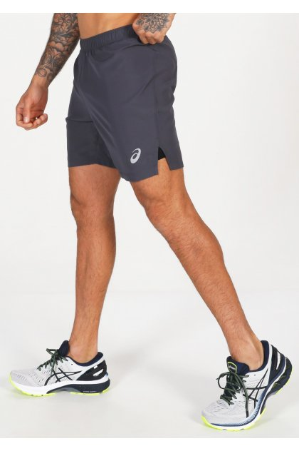 Asics Pantalón corto Silver 2 en 1