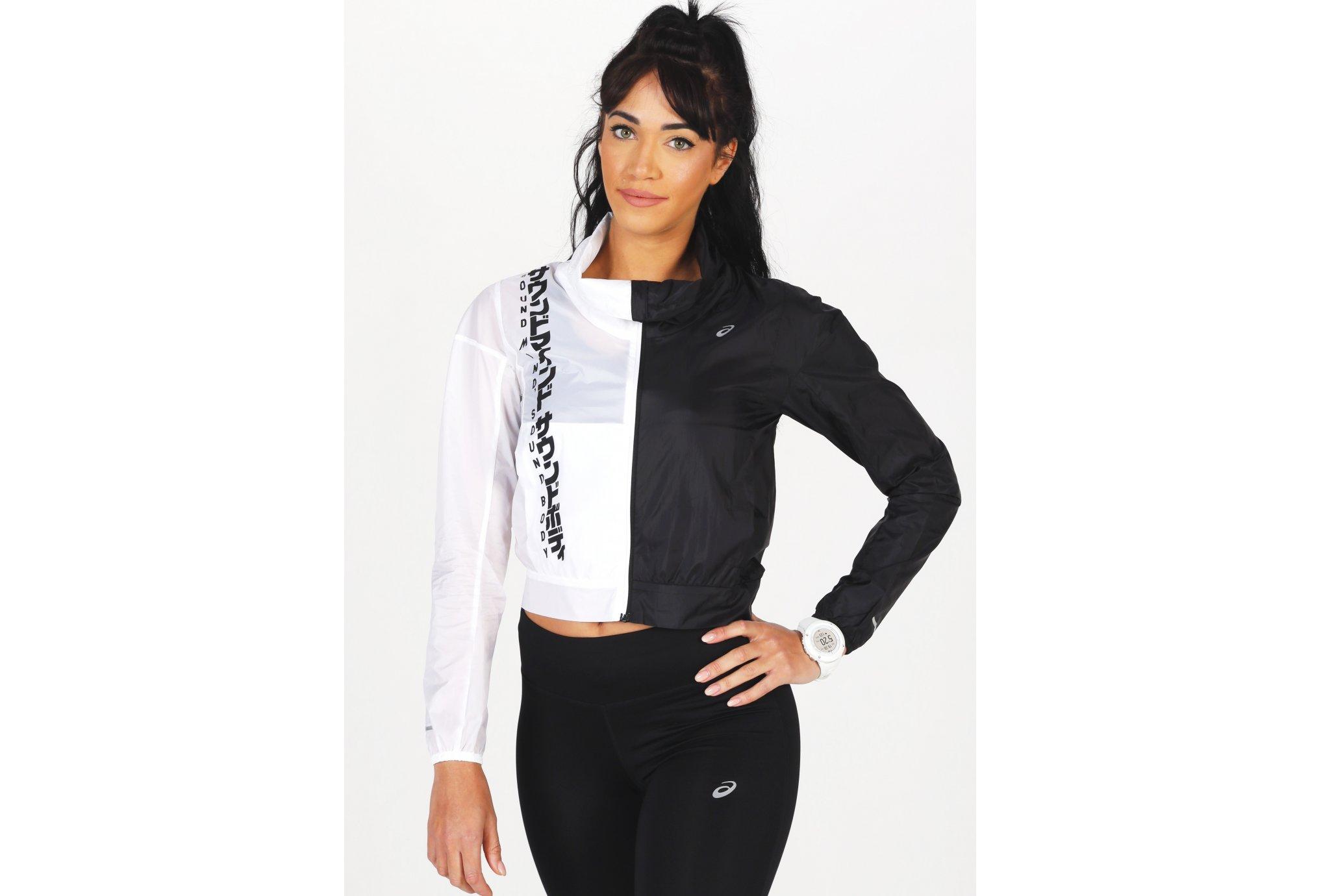 Asics SMSB Run W vêtement running femme