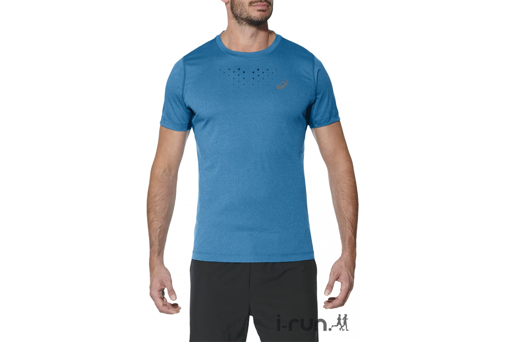 Asics Stride SS Top M vêtement running homme
