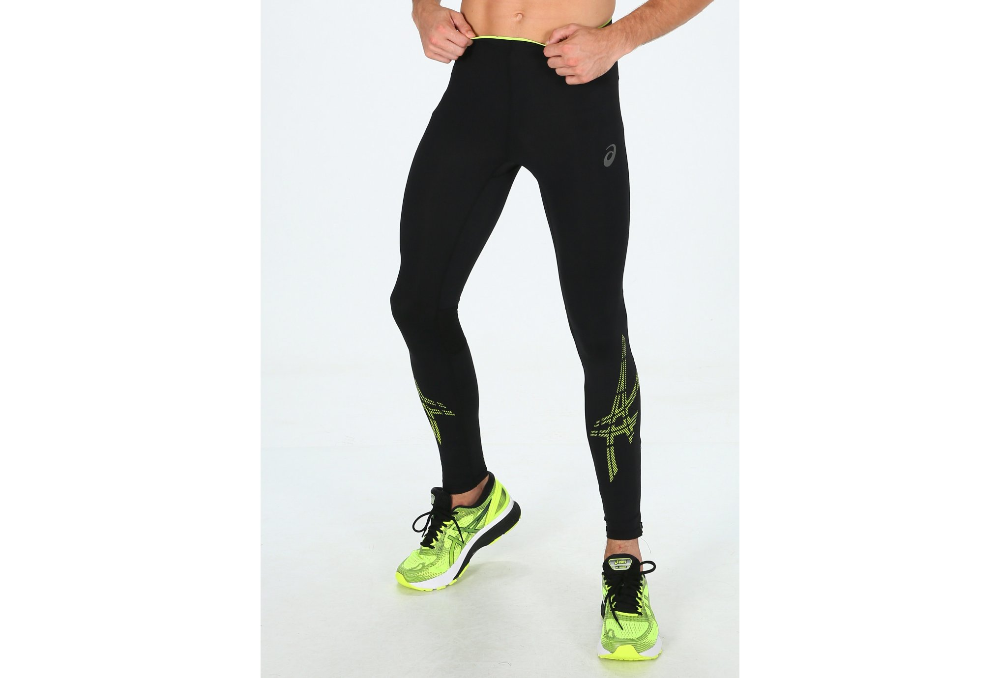 Asics Stripe Tigh M vêtement running homme