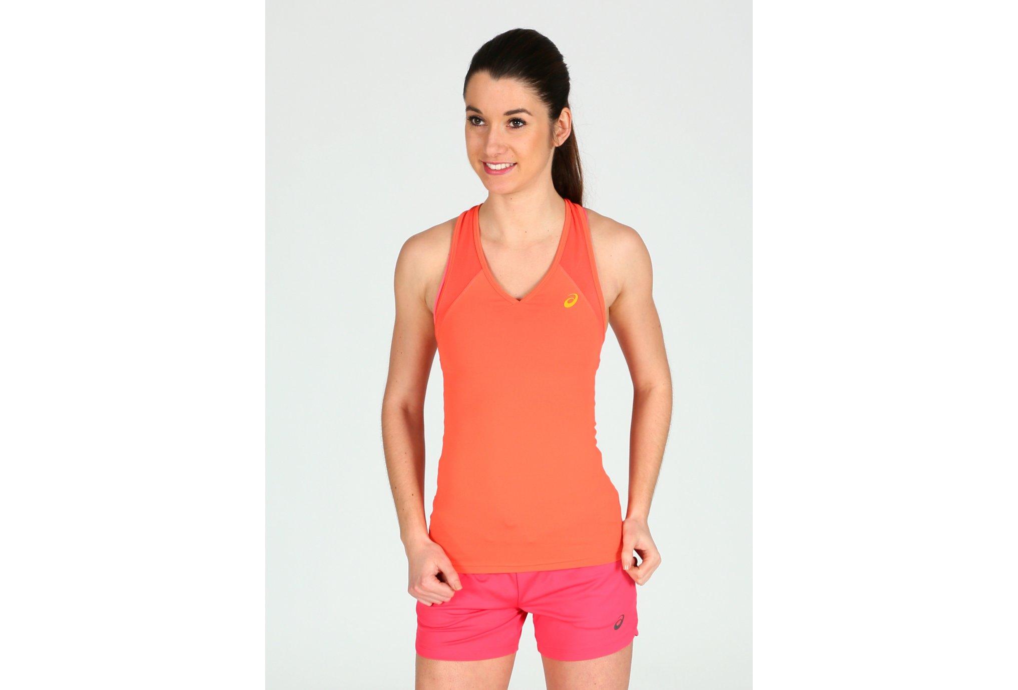Asics Styled Top W vêtement running femme