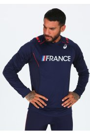 Asics T&F LS Top Équipe de France M