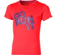 Asics Tee-shirt Graphic Fille