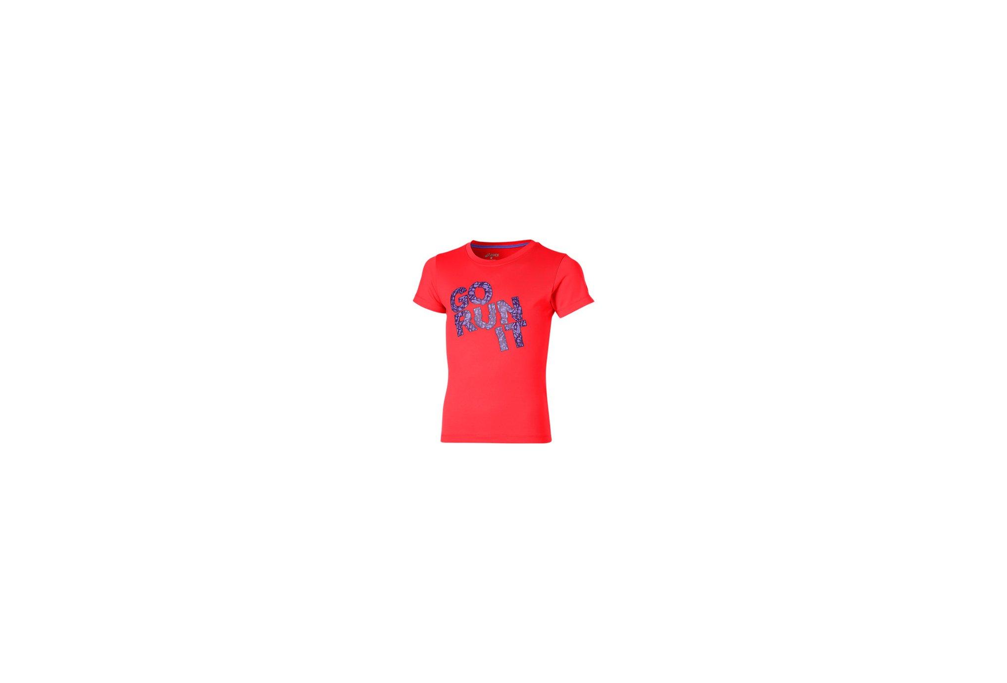 Asics Tee-shirt Graphic Fille Diététique Vêtements femme