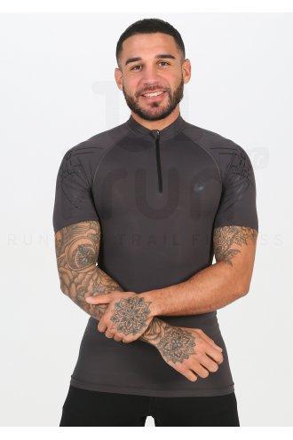 Asics Tee-shirt Inner Muscle 1/2 Zip M