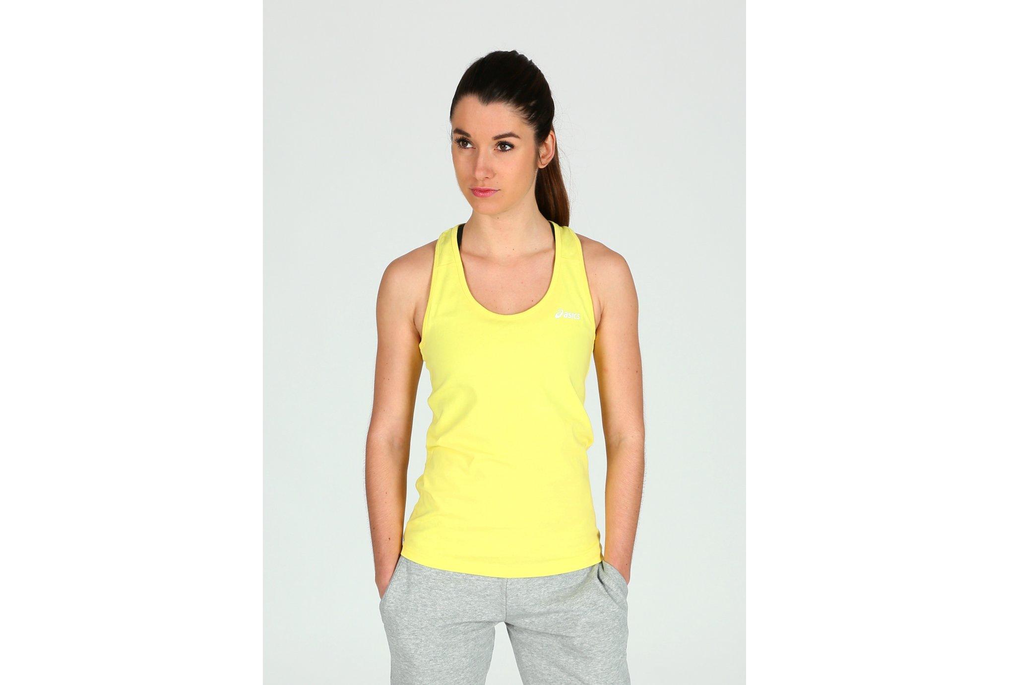 Asics Top W Diététique Vêtements femme
