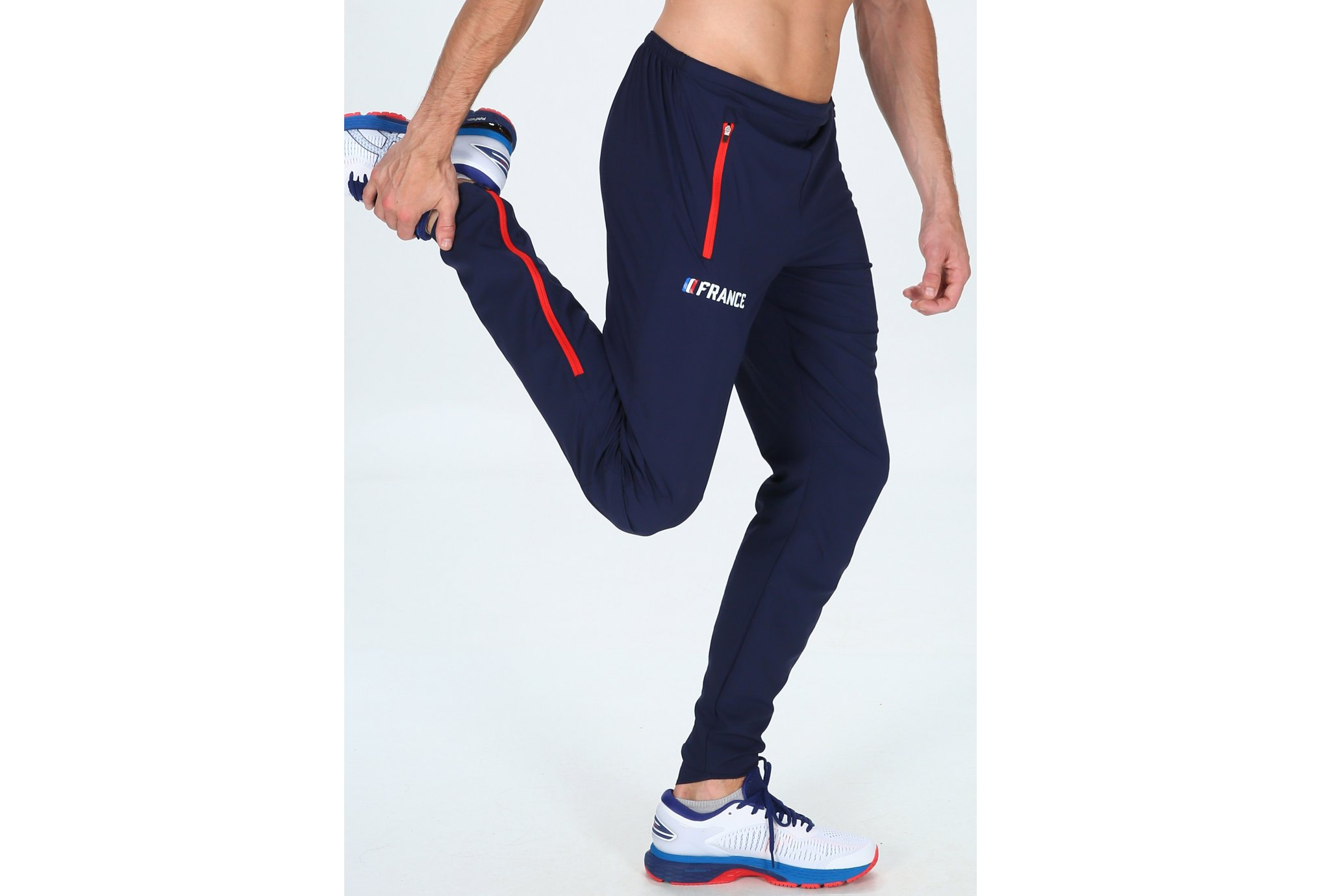 Asics Track Pant France M vêtement running homme