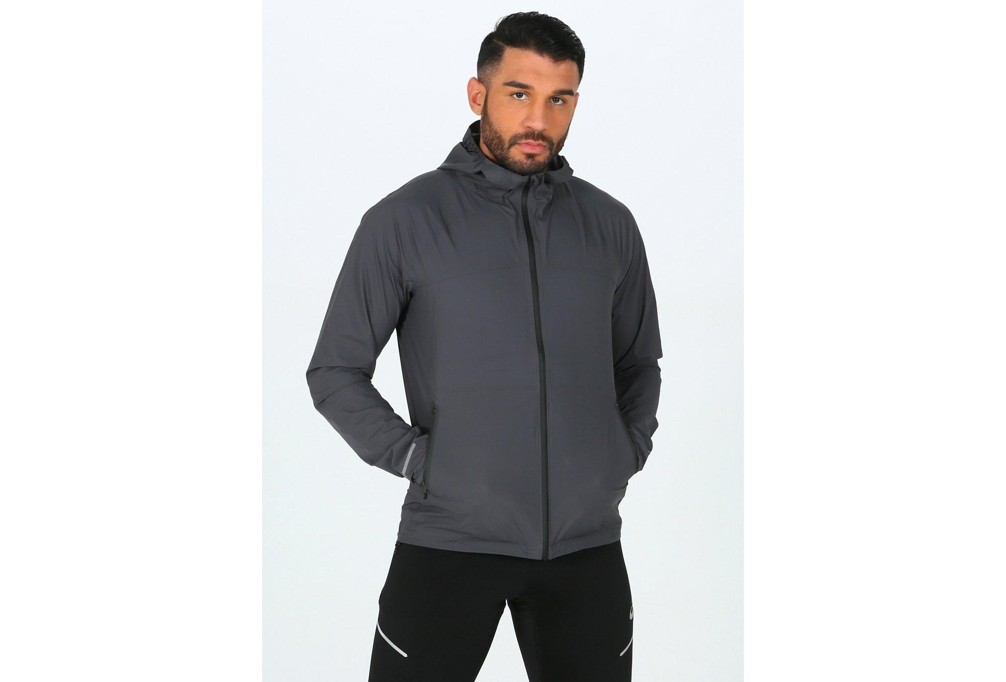 Asics Waterproof Jacket M Diététique Vêtements homme