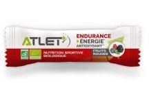 Atlet Barre Énergétique Endurance - Fruits Rouges