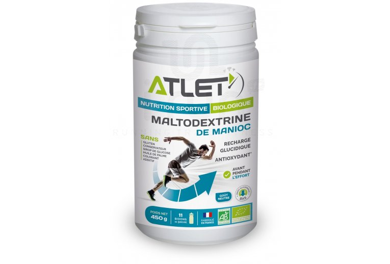 Atlet Maltodextrine de Manioc
