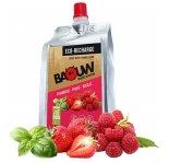 Baouw Eco recharge XXL purée nutritionnelle bio - Framboise - Fraise - Basilic