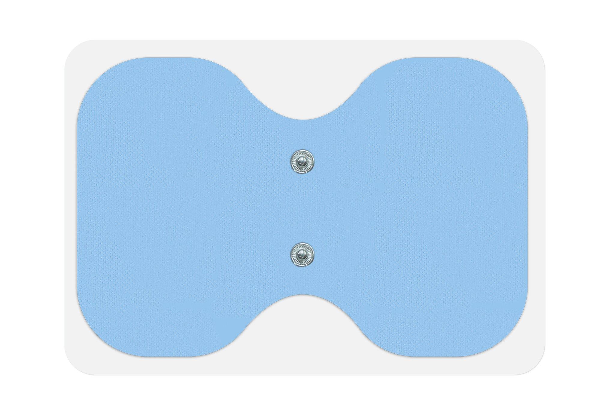 Bluetens Pack de 3 électrodes Papillon Electrostimulateur