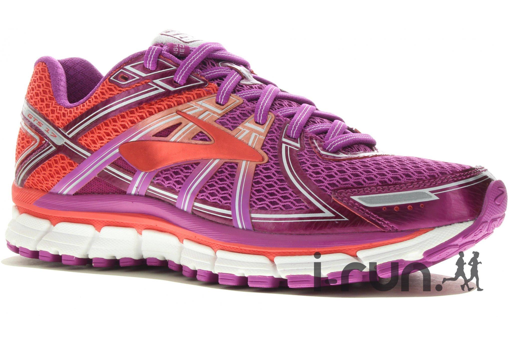 Brooks adrenaline gts 17 w chaussures running femme
