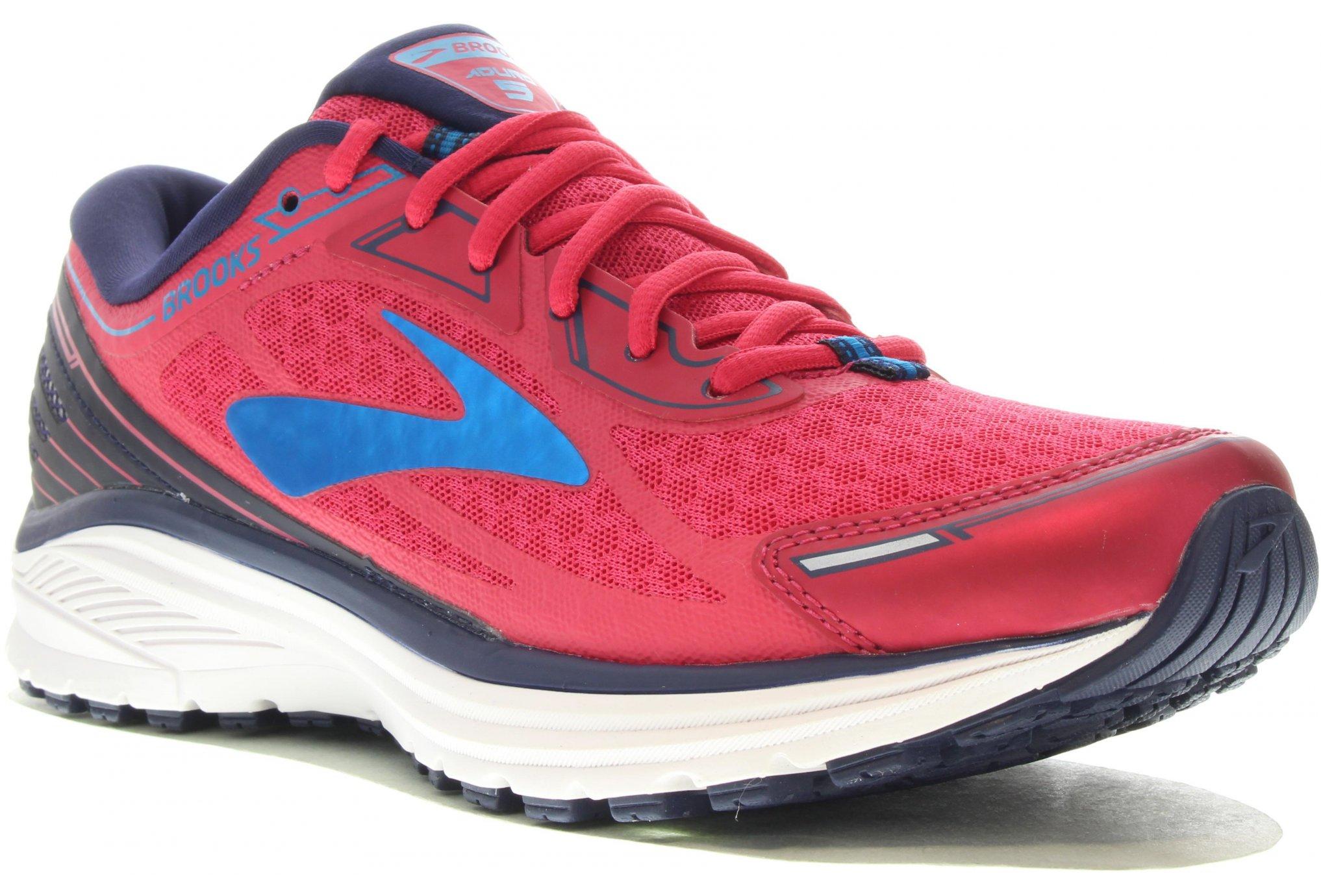 Brooks Aduro 5 W Diététique Chaussures femme