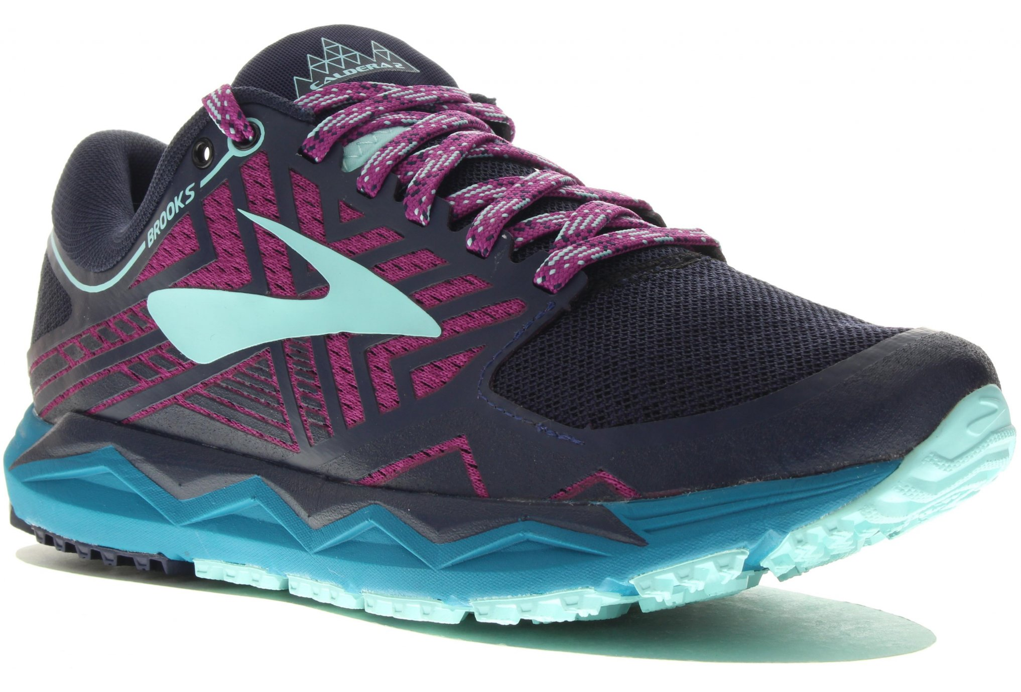 Brooks Caldera 2 W Diététique Chaussures femme