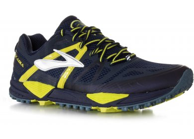 Brooks Cascadia 10 10 Cascadia M pas cher Chaussures homme running Trail en promo fafd2c