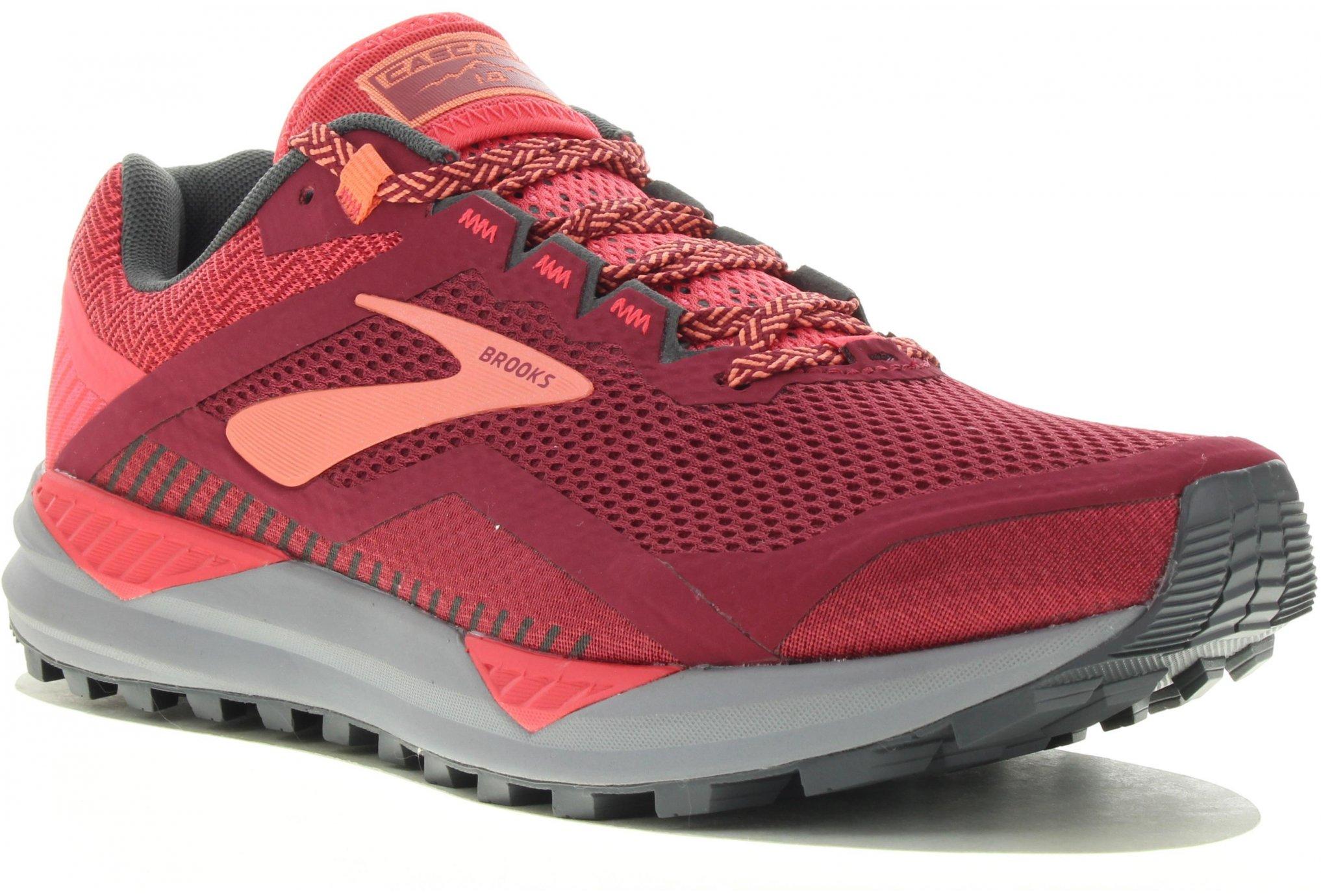 Brooks Cascadia 14 W Chaussures running femme