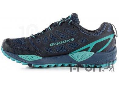 Cascadia Running Chaussures Brooks Femme W Pas Cher 9 TqFwFd1