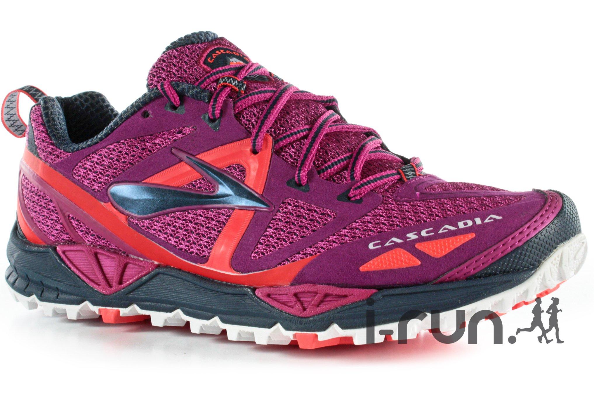 Brooks Cascadia 9 W Diététique Chaussures femme