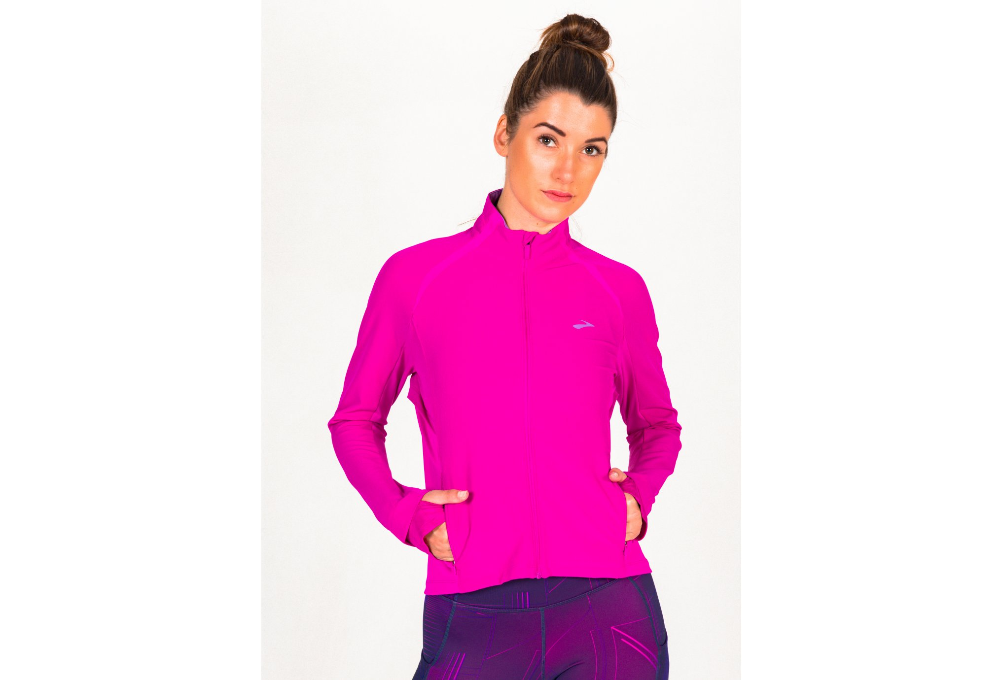 Brooks Fusion Hybrid W vêtement running femme