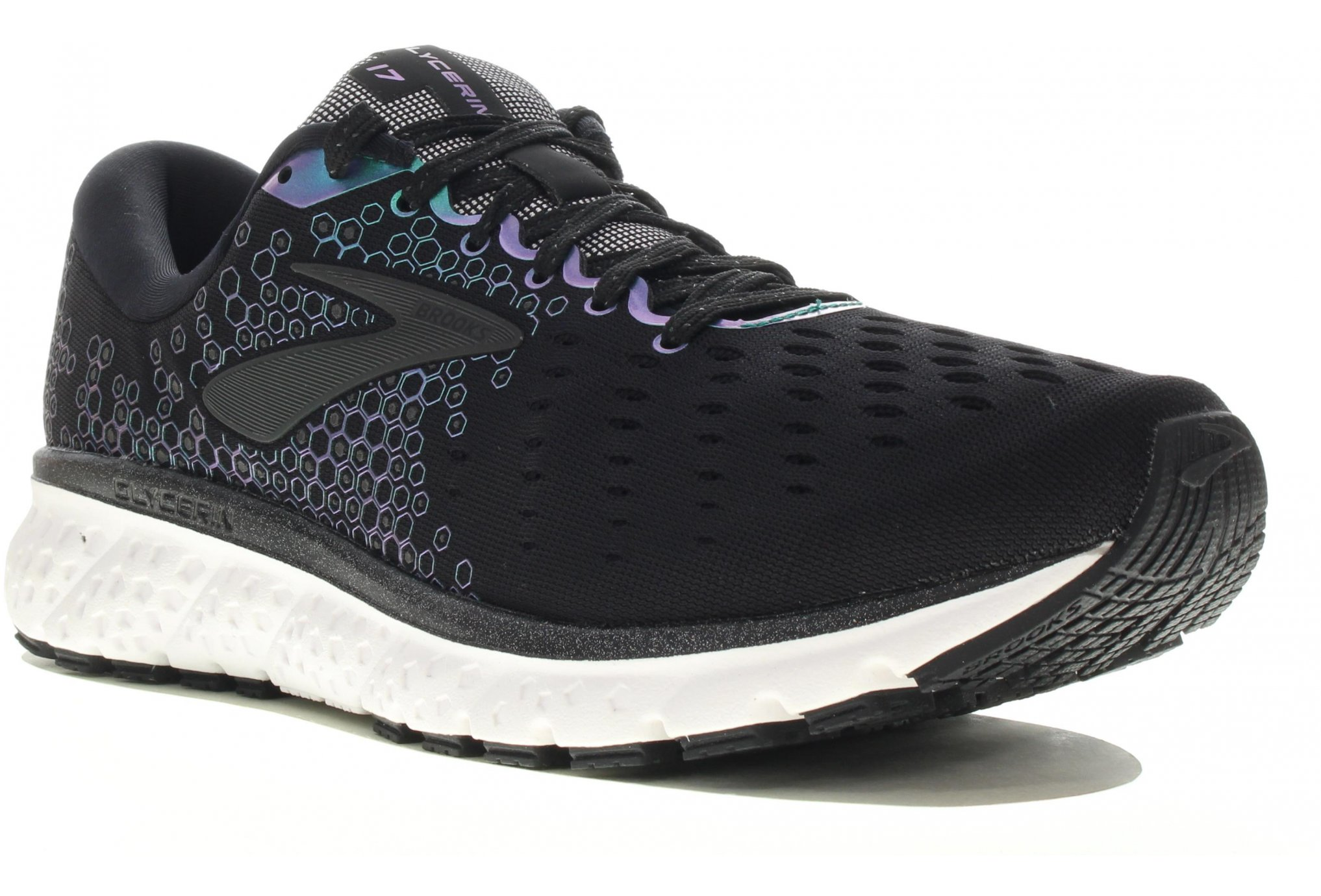 Brooks Glycerin 17 Reflective Chaussures homme