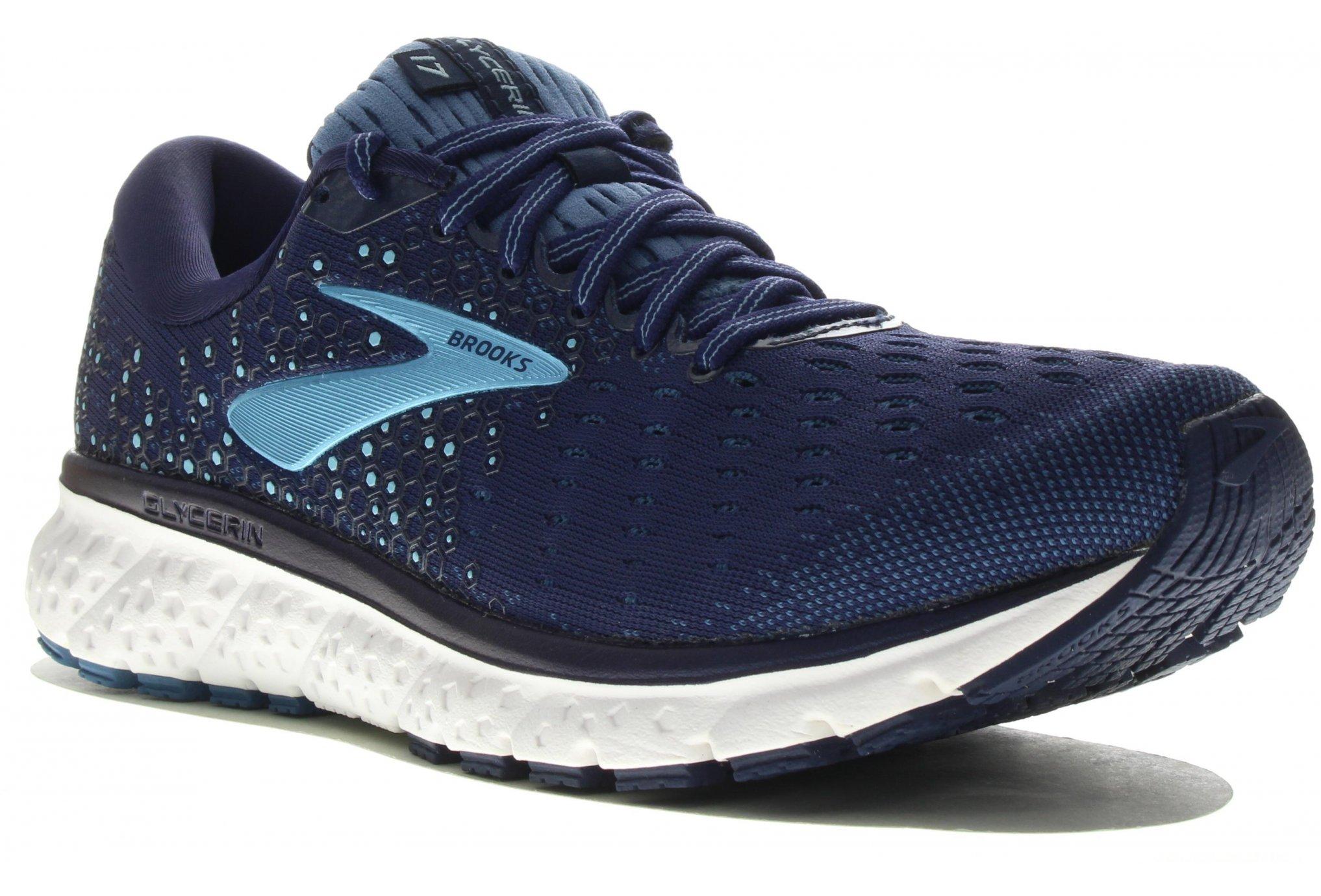 Brooks Glycerin 17 Chaussures running femme