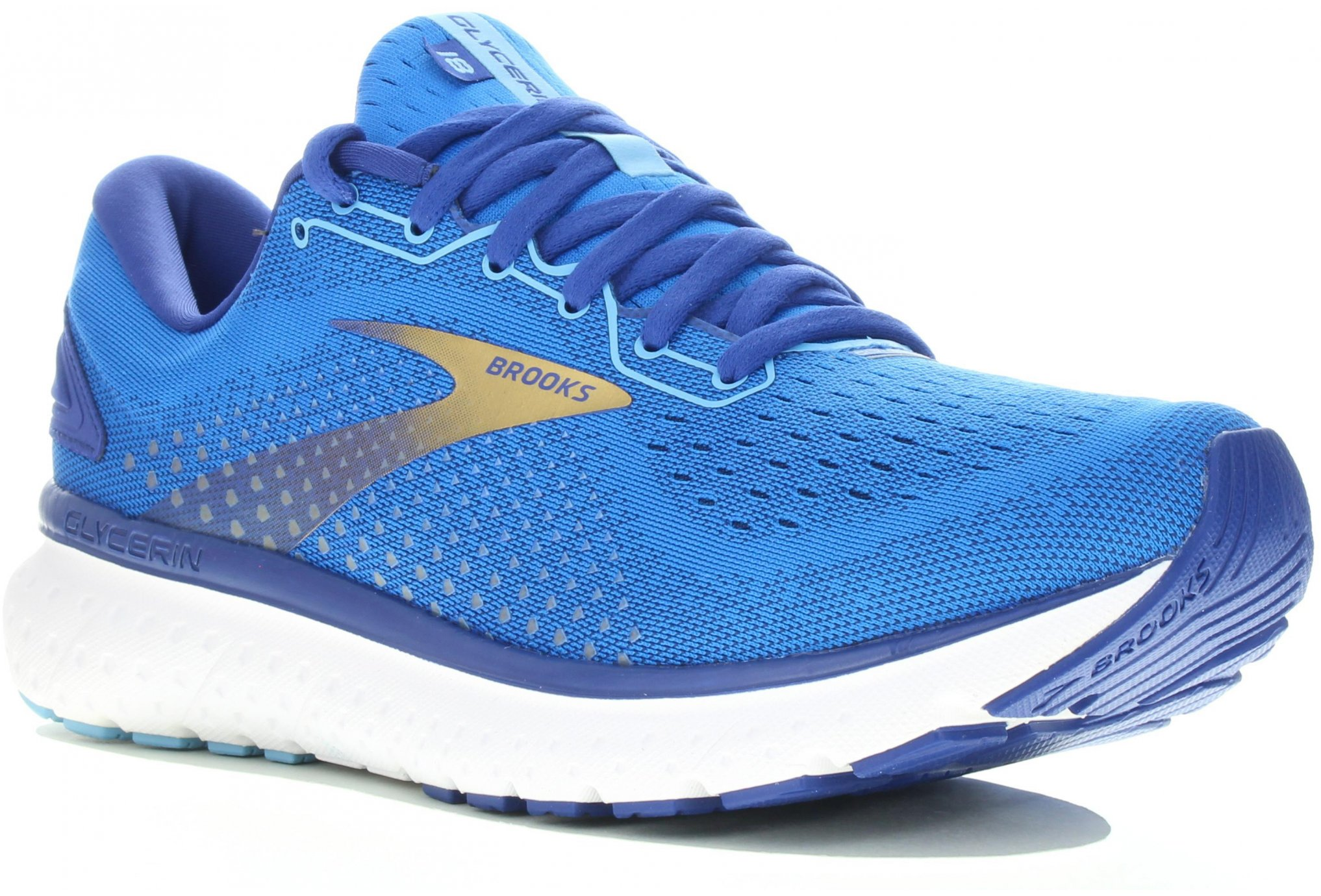 Brooks Glycerin 18 Chaussures homme