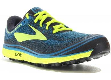 0934e81987edf Brooks PureGrit PureGrit PureGrit 6 M pas cher Destockage running  Chaussures homme bb9ba9