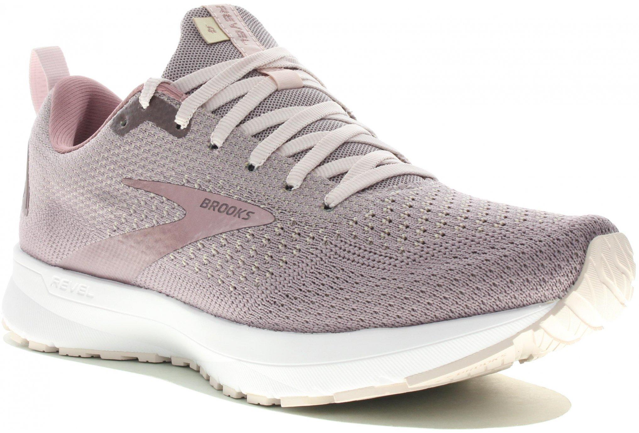 Brooks Revel 4 W Chaussures running femme