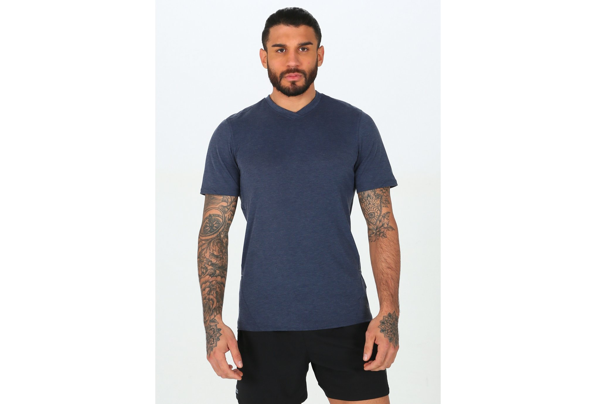 Brooks Tee-shirt PureProject M Diététique Vêtements homme