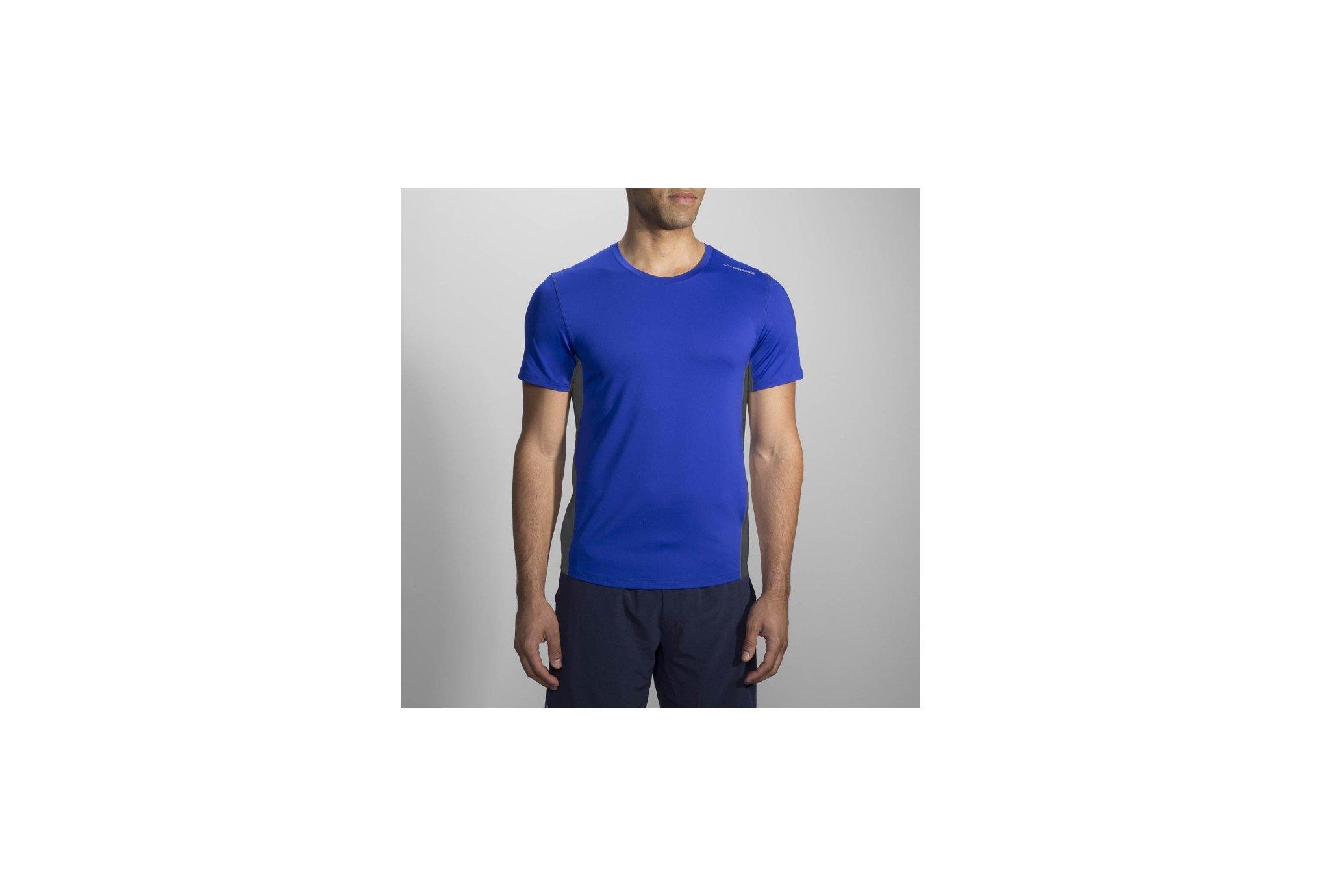 Brooks Tee-shirt Steady M Diététique Vêtements homme