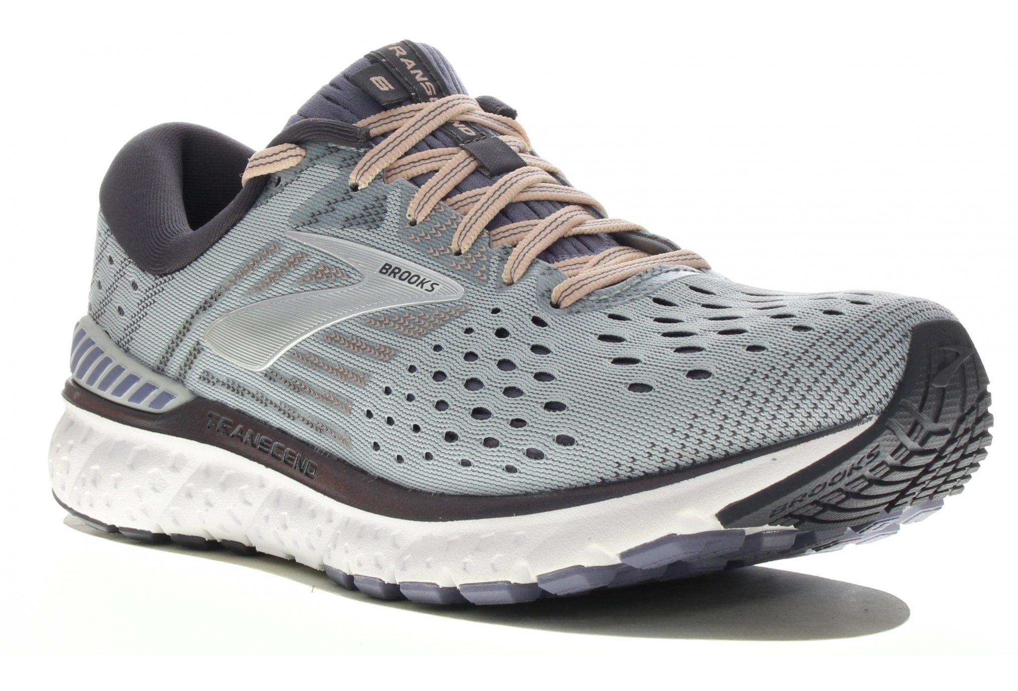 Brooks Transcend 6 Chaussures running femme
