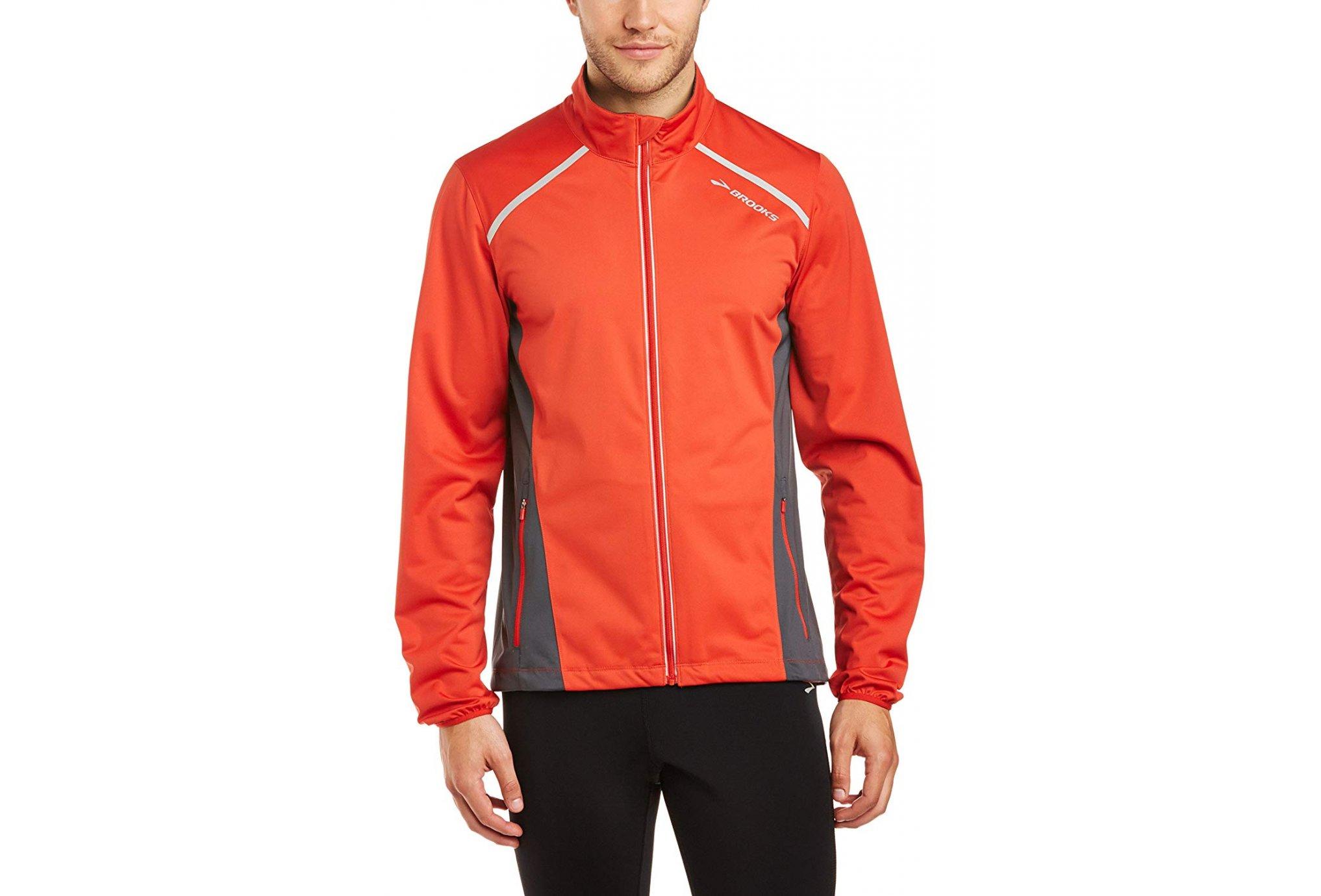 Brooks Veste Speed Play Jacket M vêtement running homme