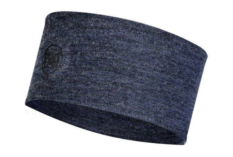 Buff 2L Midweight Merino Wool Night Blue Melange