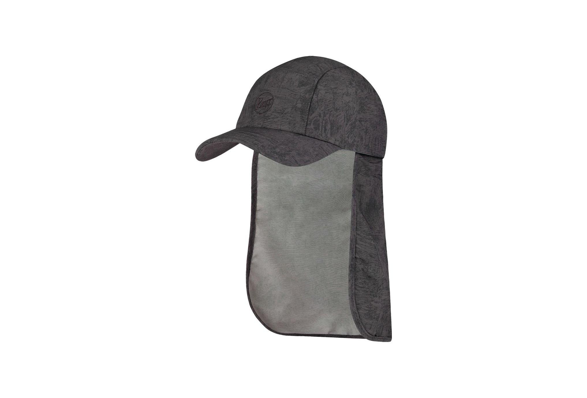 Buff Bimini zinc dark grey casquettes / bandeaux