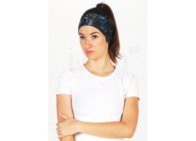 Buff Coolnet UV+ Headband Speckle Black