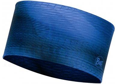 Buff Coolnet UV+ Headband Spiral Blue